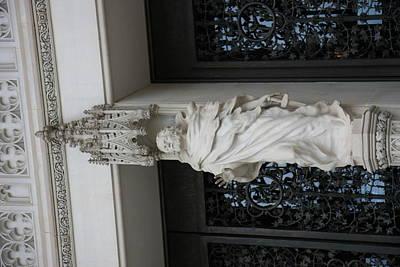 Washington National Cathedral - Washington Dc - 011353 Art Print by DC Photographer