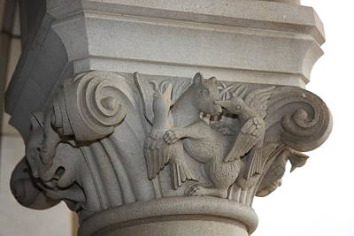 Washington National Cathedral - Washington Dc - 011364 Art Print by DC Photographer
