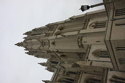 Washington National Cathedral - Washington Dc - 011367 Art Print by DC Photographer