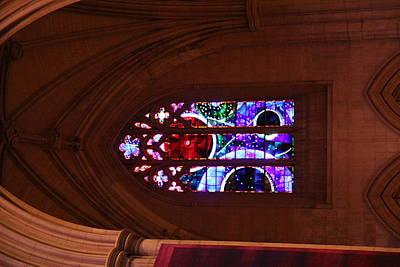Granite Photograph - Washington National Cathedral - Washington Dc - 011380 by DC Photographer