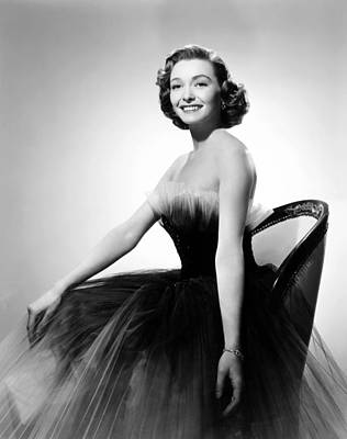 1950s Fashion Photograph - Washington Story, Patricia Neal by Everett
