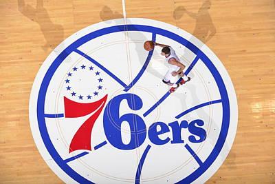 Photograph - Washington Wizards V Philadelphia 76ers by David Dow