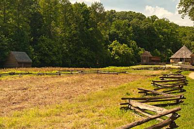 Photograph - Washington's Farm by Paul Mangold