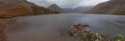 Photograph - Wast Water Shore by Nick Atkin