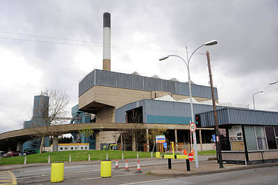 Waste Photograph - Waste Incinerator by Public Health England