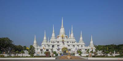 Photograph - Wat Asokaram Phra Thutangkha Chedi Dthsp0001 by Gerry Gantt