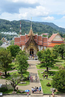 Photograph - Wat Chalong by Brandon Bourdages