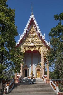 Photograph - Wat Laksi Ubosot Dthb1426 by Gerry Gantt
