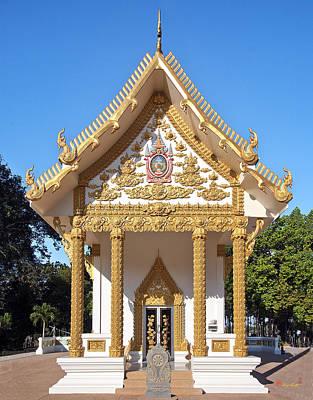 Photograph - Wat Mongkol Kowitharam Ubosot Dthu483 by Gerry Gantt