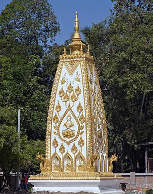 Photograph - Wat Nong Bua Corner Stupa Dthu145 by Gerry Gantt