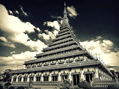 Photograph - Wat Nong Wang by Ian Gledhill