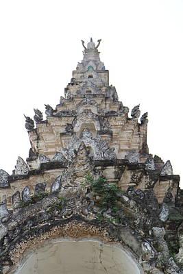 Wat Phra That Lampang Luang - Lampang Thailand - 01131 Art Print