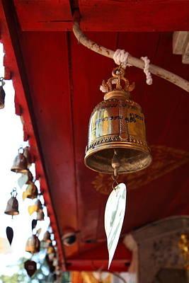 Phrathat Photograph - Wat Phrathat Doi Suthep - Chiang Mai Thailand - 011328 by DC Photographer