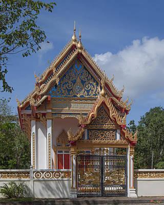Photograph - Wat Sawang Arom Ubosot Dthp371 by Gerry Gantt