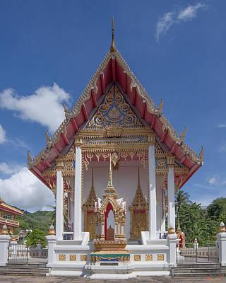 Photograph - Wat Suwan Khiri Khet Ubosot Dthp269 by Gerry Gantt