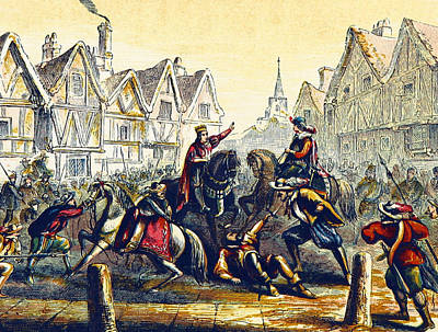 the background of the two separate european conflicts the peasants revolt Peasants' war, (1524-25) peasant uprising in germanyinspired by changes brought by the reformation, peasants in western and southern germany invoked divine law to demand agrarian rights and freedom from oppression by nobles and landlords.