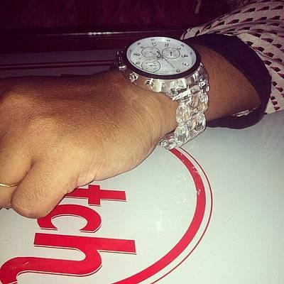 Watch Photograph - #watch @ainthuh by Jumana Abbas