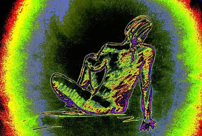 Moral Mixed Media - Watching by Genio GgXpress