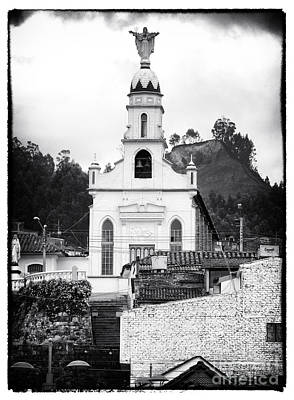 Photograph - Watching Over Zipaquira by John Rizzuto
