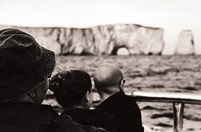 Photograph - Watching Perce Rock by Arkady Kunysz