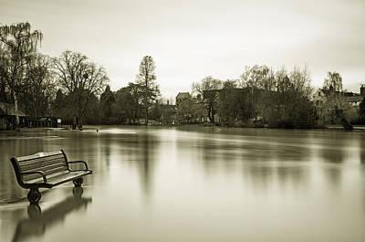Watching The Flood Original by Vinicios De Moura