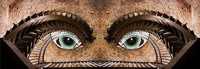 Mirror Wall Art - Photograph - Watching You by Paco Palazon