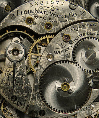 Photograph - Watchworks by Deborah Smith