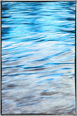 Achieving - Water Abstract 2 by Jonathan Nguyen