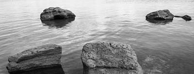 Photograph - Water And The Rocks by Nathan Hillis