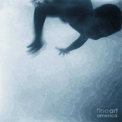 Photograph - Water-baby by Kathi Shotwell