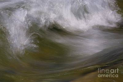 Waterscape Photograph - Water Colors by Heiko Koehrer-Wagner