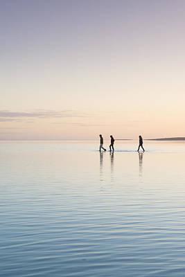 Photograph - Water Hike by Joe Wigdahl