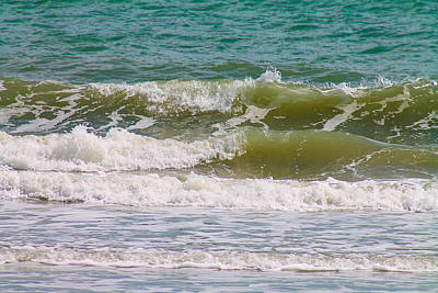 Photograph - Water In Motion by Jessica Brown