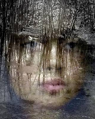 Photograph - Water by Jodie Marie Anne Richardson Traugott          aka jm-ART