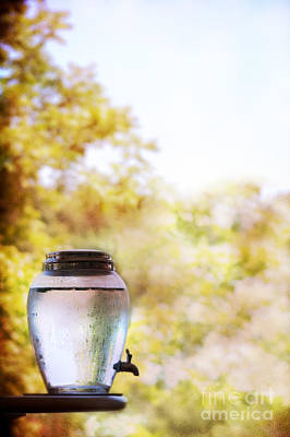 Water Jug Photograph - Water by Margie Hurwich