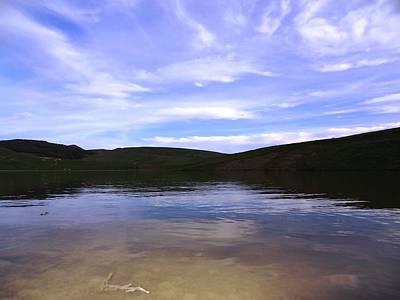 Photograph - Water Reflections by Faouzi Taleb