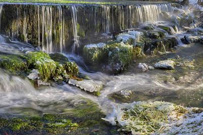 Water States Art Print by Patrick Jacquet