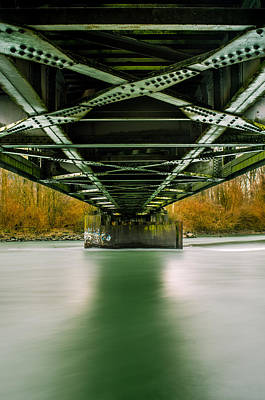 Photograph - Water Under The Bridge 2 by Brad Koop