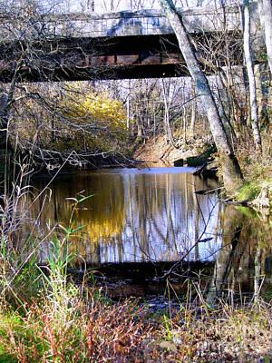 Photograph - Water Under The Bridge Two by Scott B Bennett