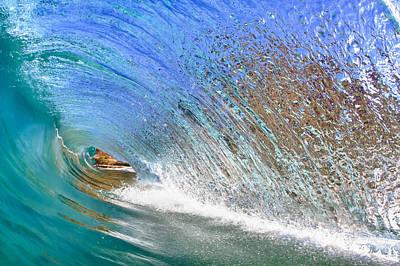 Water Wall Art Print by Gregg  Daniels