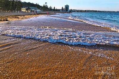 Own It Photograph - Water Will Take Its Own Course by Kaye Menner