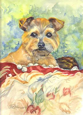Painting - Dexter by Carol Wisniewski