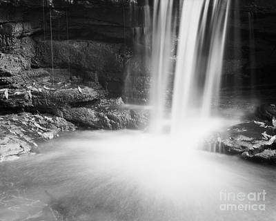 Photograph - Waterfall 01 by Colin and Linda McKie