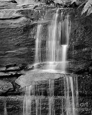 Photograph - Waterfall 02 by Colin and Linda McKie