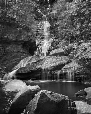 Photograph - Waterfall 03 by Colin and Linda McKie