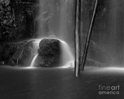 Photograph - Waterfall 06 by Colin and Linda McKie
