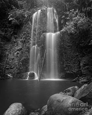 Photograph - Waterfall 07 by Colin and Linda McKie