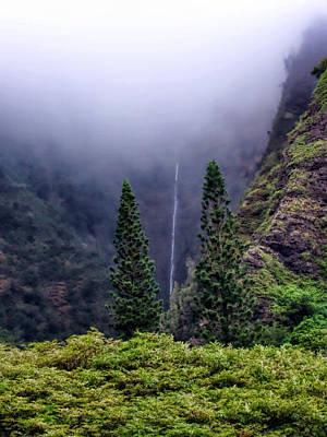 Photograph - Waterfall 2 by Dawn Eshelman
