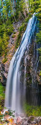 Art Print featuring the photograph Waterfall 3 by Chris McKenna