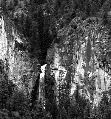 Photograph - Waterfall By Marble Colorado by Robert Lozen